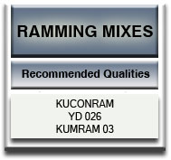 BOF Ramming Mixes
